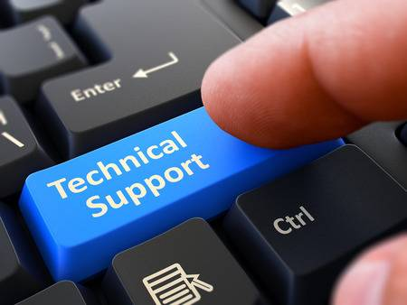 image of technical support