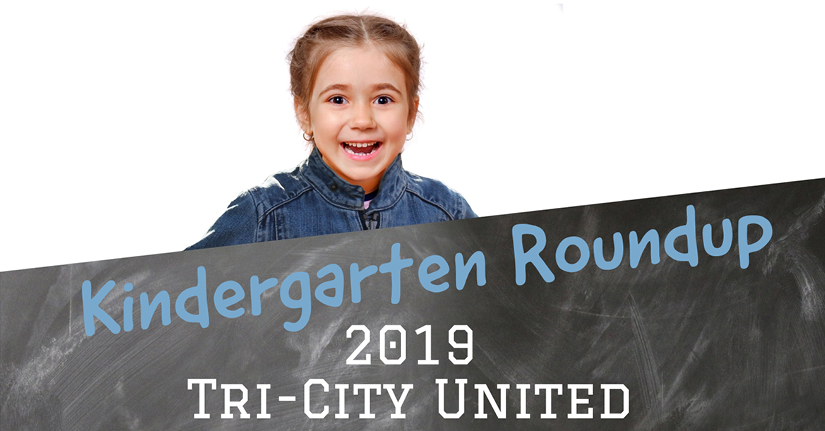 kindergarten roundup 2019 tri-city united