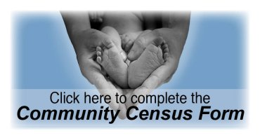 image of community census form link
