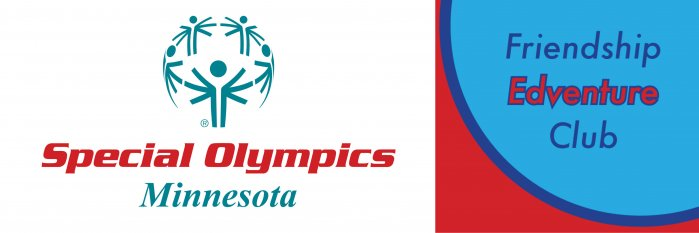 special olympics and friendship adventure logo