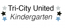 Tri-city united kindergarten with stars